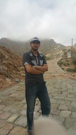 mohammed aghbari - English to Arabic translator