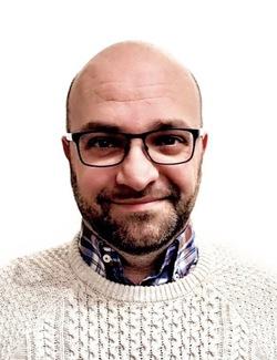 Gerardo Medina - Spanish translator