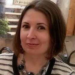 Irina Rusu - inglés a rumano translator