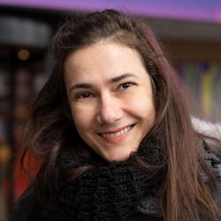 Katerina Konstantopoulou - grecki > angielski translator