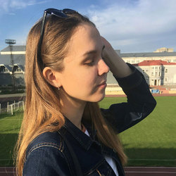 Anna Nazina - angielski > rosyjski translator