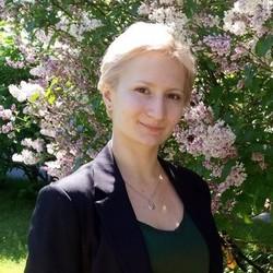 Darya Zhirnova - angielski > rosyjski translator