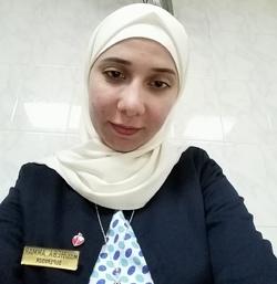 Heba Ammar - inglés a árabe translator