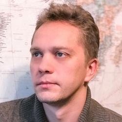 Maxim Seregin - angielski > rosyjski translator