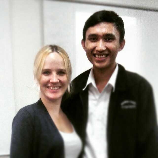 Yohanes Nugroho - inglés a indonesio translator