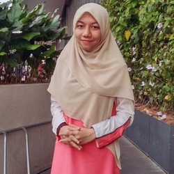 Nur Eriena Elissa Zainal Azril - English to Malay translator