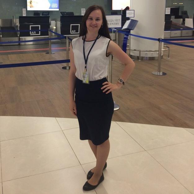 Ksenia Sharova - Spanish a Russian translator