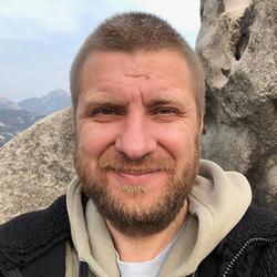 Evgeny Shtefan - angielski > rosyjski translator