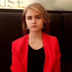 Viktoriia Chalenko - angielski > ukraiński translator