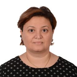 Dahlia Maurice - inglés a árabe translator