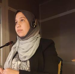 Wahiba Marmouri - inglés a árabe translator