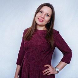 Yuliia Gavryliuk - rosyjski > ukraiński translator