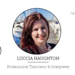 Luccia Haughton - español a inglés translator