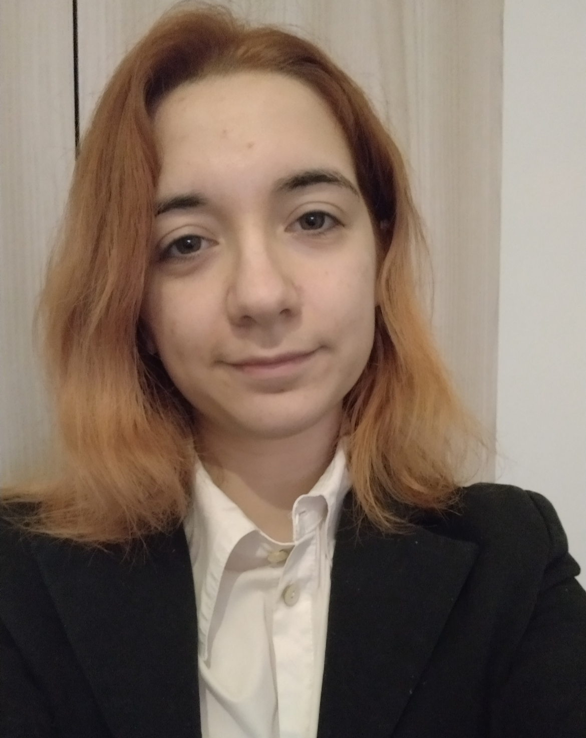 Giulia Zangirolami - English al Italian translator