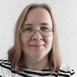 Tarja Simpanen - angielski > fiński translator