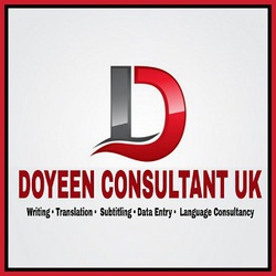 DOYN CONSULTANT UK - French to English translator