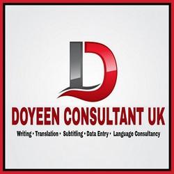 DOYN CONSULTANT UK - français vers anglais translator