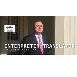 Maxim Kotchetkov - angielski > rosyjski translator