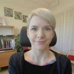 Cecilia Fredriksson - English to Swedish translator