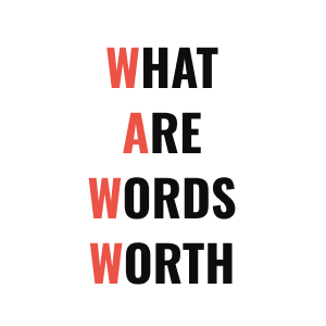 What Are Words Worth  - Ruth Compernol
