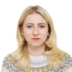 Anna Bilets - angielski > ukraiński translator