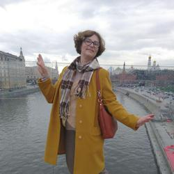 Olga Avdeeva - angielski > rosyjski translator
