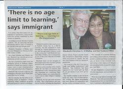 Elizabeth Christian C. O'Malley - tagalski > angielski translator