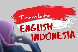 Destiana Nur - inglés a indonesio translator