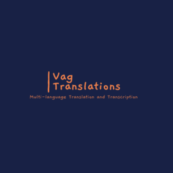 Vag Translatons - włoski > angielski translator