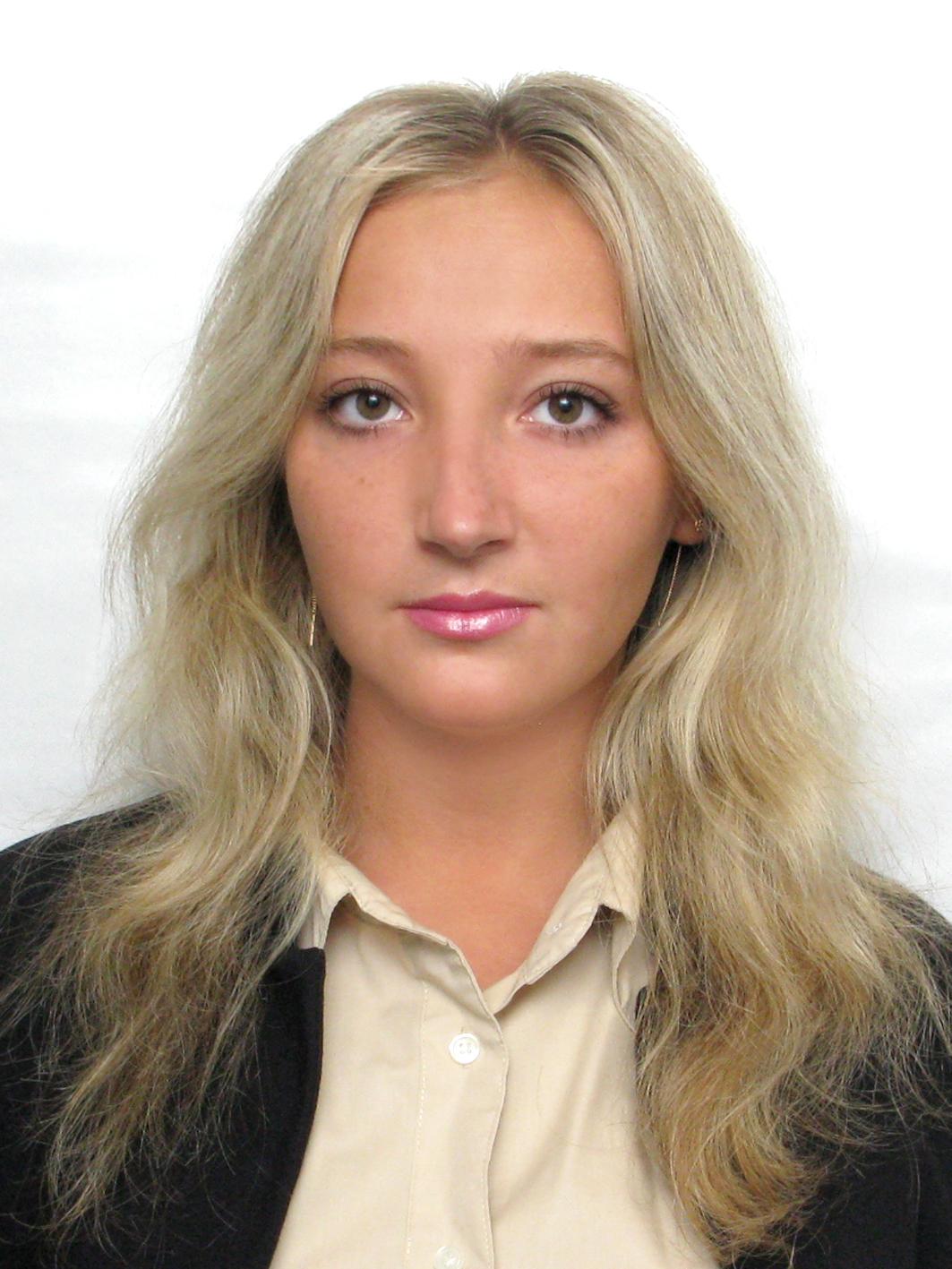Elizaveta Kazmina - English to Russian translator