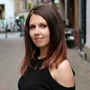 Anastasiia Panina - angielski > rosyjski translator