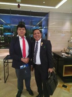 Eka Rudiputranta Kusumohardjo - inglés a indonesio translator