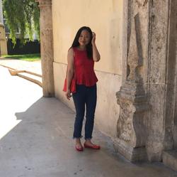 Felicia Wong - inglés al chino translator