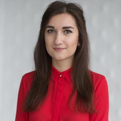 Orysia Didych - angielski > ukraiński translator
