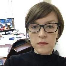 Oksana Korniyenko - angielski > rosyjski translator