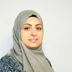 Fadwa Omar - inglés a árabe translator