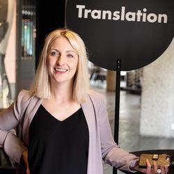 Anette Taraldsen - inglés a noruego translator