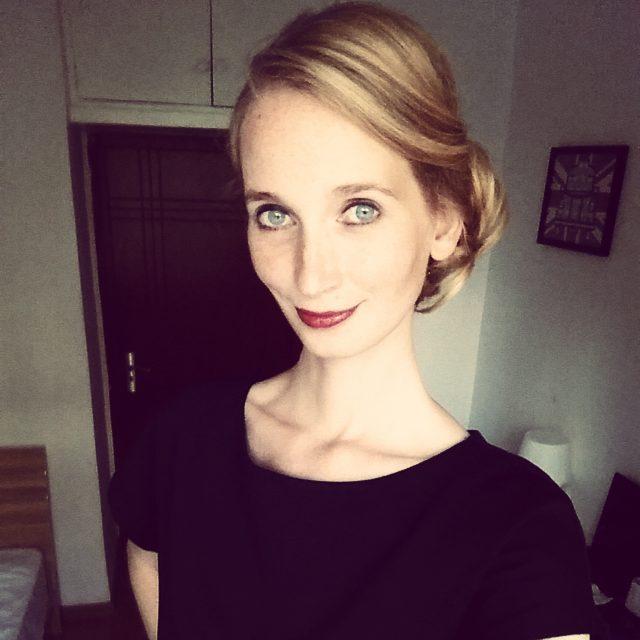 Corinna Kluc - inglés al alemán translator