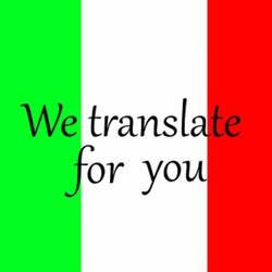 Diego Montanari - angielski > włoski translator