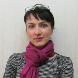Elena Parkhomina - angielski > rosyjski translator