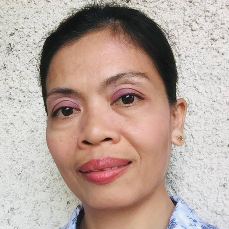 Ma. Cecilia Tejano - angielski > tagalski translator