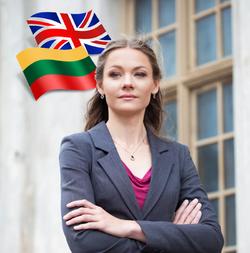 Egle Baltrunaite - English a Lithuanian translator