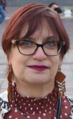 Liudmyla Tavrovska - portugalski > rosyjski translator