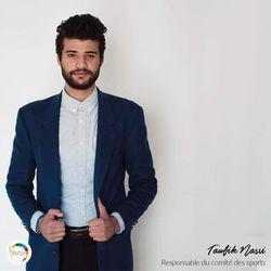Tawfik Nasri - English to French translator