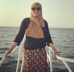 Aya Hashem - árabe a inglés translator