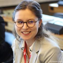 Mathilde Pace - inglés a francés translator