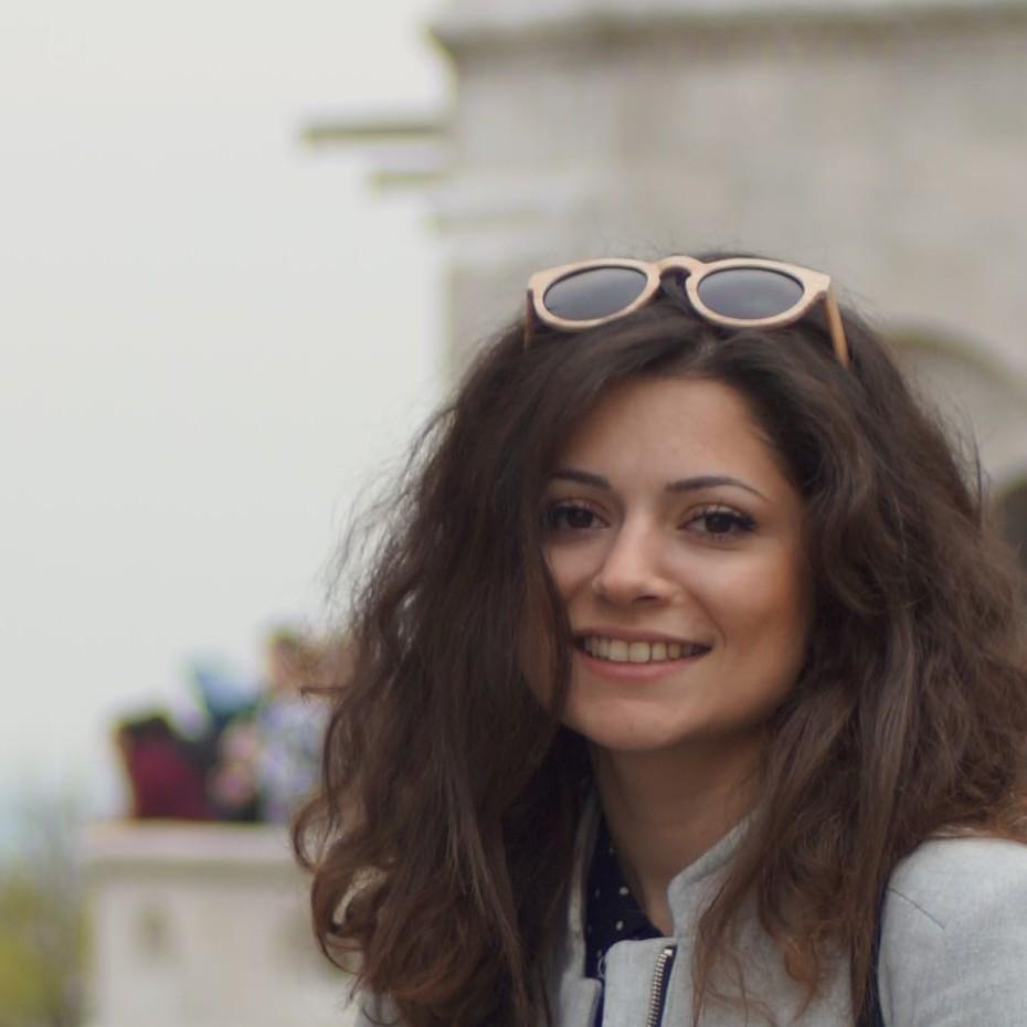 Sofia Bougioukli - angielski > grecki translator