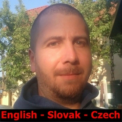 Marian Lacko - English a Slovak translator