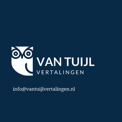 Arjan van Tuijl - English to Dutch translator