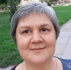 Olga Zdir - angielski > ukraiński translator